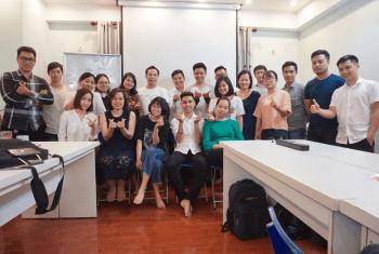 Khai giảng lớp học Facebook Smart Marketing K30