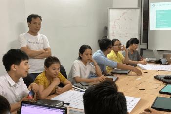 Khai giảng lớp học Truyền Nghề Google Ads K31