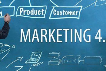 Digital Marketing 4.0 – Sức mạnh của doanh nghiệp kỉ nguyên số