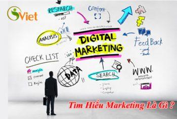 Digital Marketing là gì? Và Digital Marketing gồm những gì?