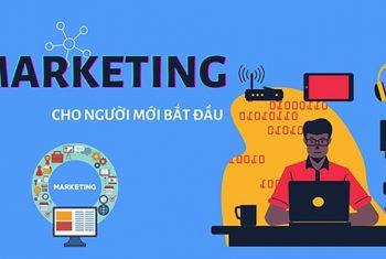 Khóa học Marketing căn bản cho người mới bắt đầu
