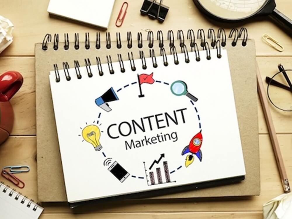 content quảng cáo