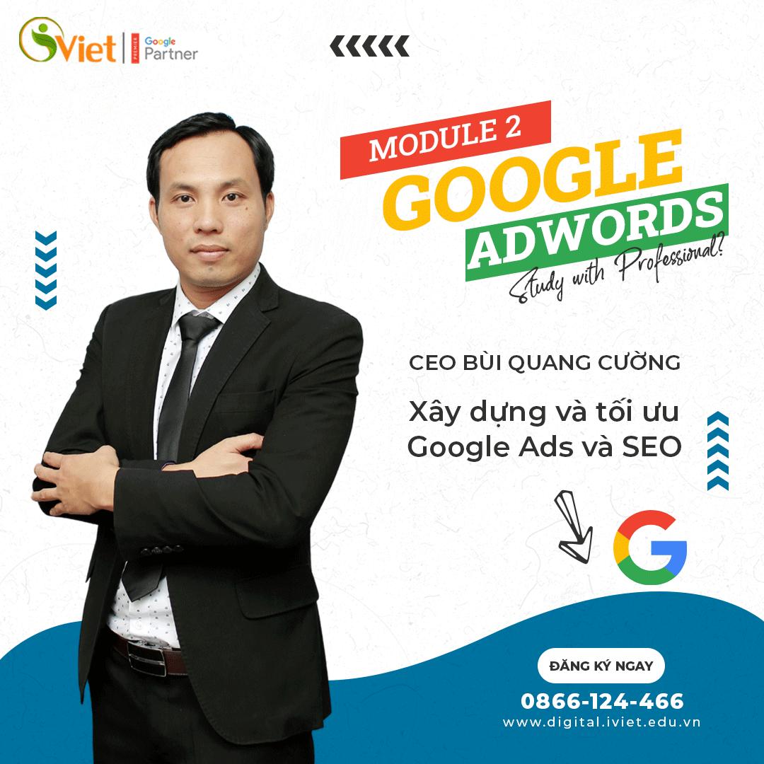 marketing đa kênh trên google