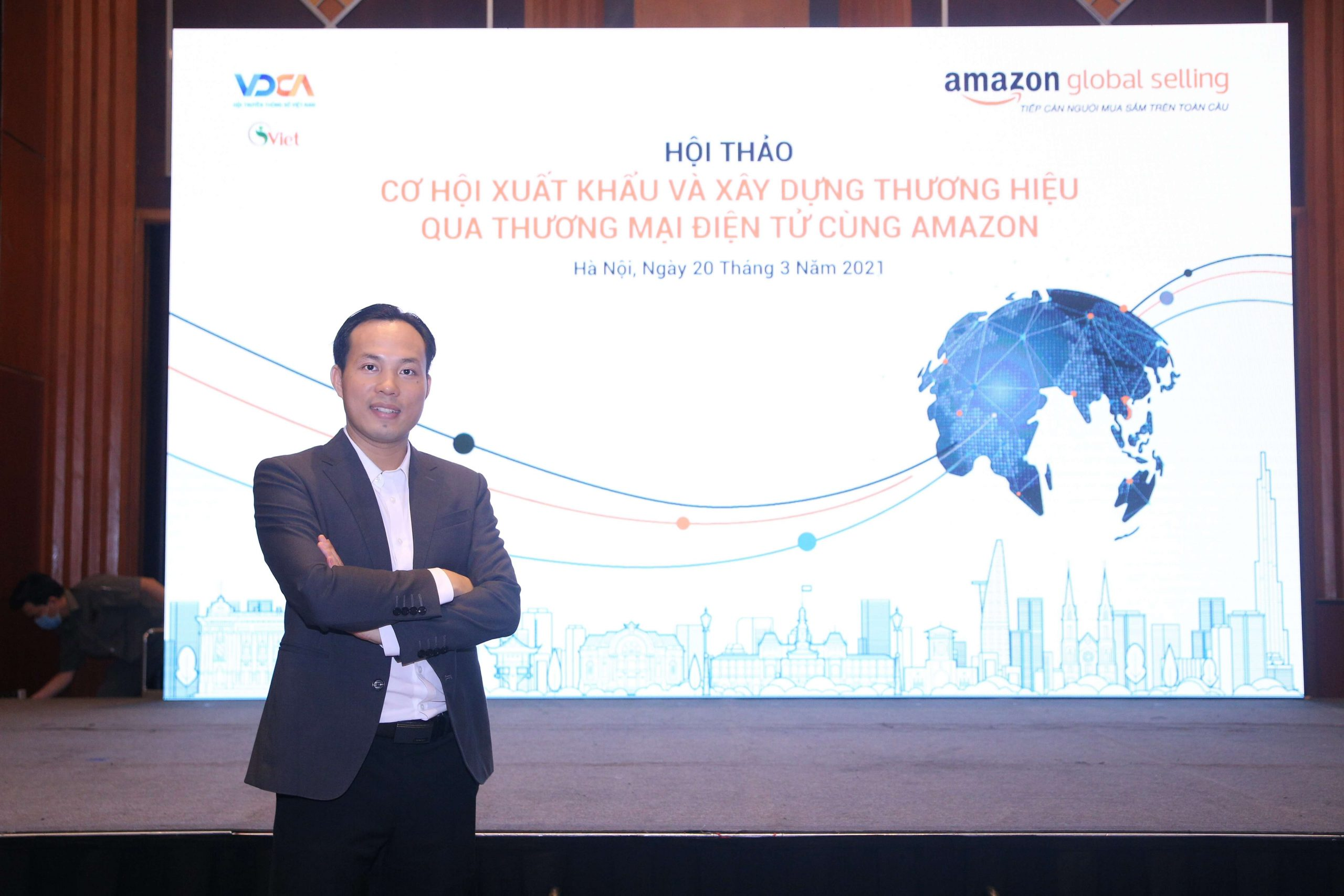CEO iViet chia sẻ