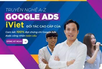 Khoá Học Google Ads Chuyên Sâu