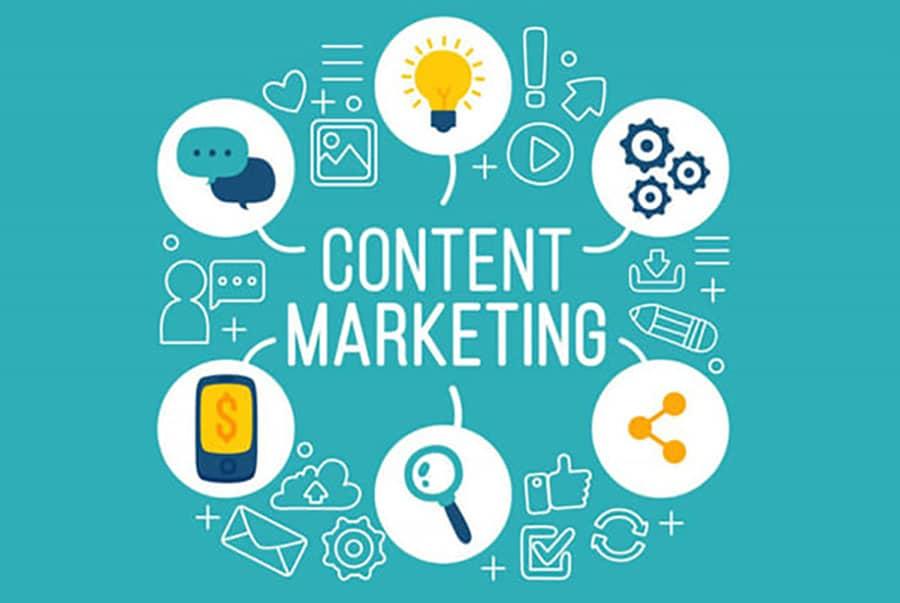 ảnh đại diện content marketing